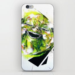 relief iPhone Skin