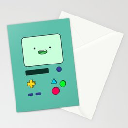 Game Time!!! Stationery Cards