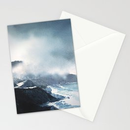 Sea Fog Stationery Cards