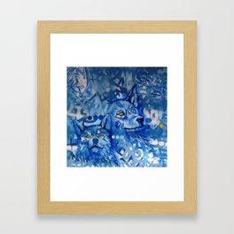 Living On The Edge pt. 1 Framed Art Print