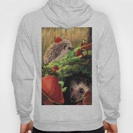 Hedgehogs Hoody