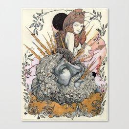 New God (color) Canvas Print
