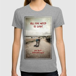 all you need is wifi T-shirt