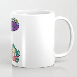 Psyduck's Modern Life. Coffee Mug