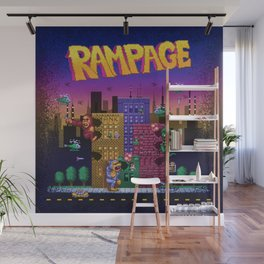 PageRam Wall Mural