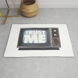 Trust Me TV Vintage Rug