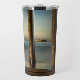 Pier to Pier Harford Pier through Avila Pier San Luis Obispo Travel Mug