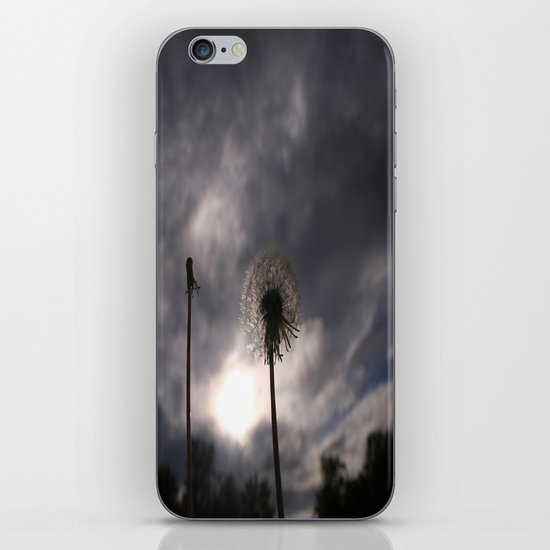 Nula'ain (Breathe) iPhone & iPod Skin