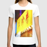 hong kong T-shirts featuring hong kong by David Stone