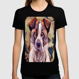 The Norwegian Elkhound T-shirt