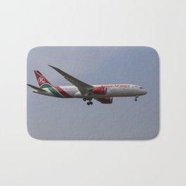 Kenya Airways Boeing 787 Bath Mat