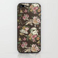 Botanic Wars iPhone Skin