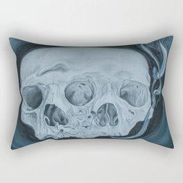 Siamese Skulls Rectangular Pillow