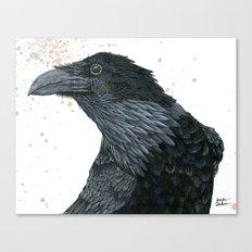 Raven Croft 2 Canvas Print