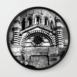 Major Cathedral Wall Clock