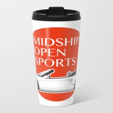 Midship Open Sports Metal Travel Mug