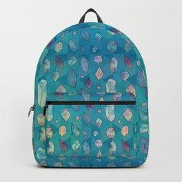 Healing Crystals 2 Backpack