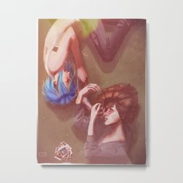 Life is Strange: Quiet Theories Metal Print