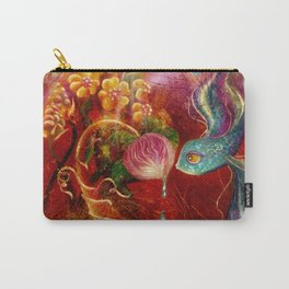La Soledad/Loneliness Carry-All Pouch