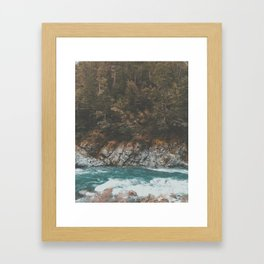 Forgotten Postcards // Framed Art Print
