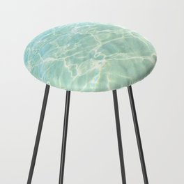 All Clear Counter Stool