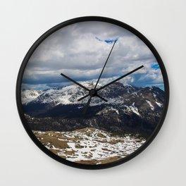 Trailridge Wall Clock