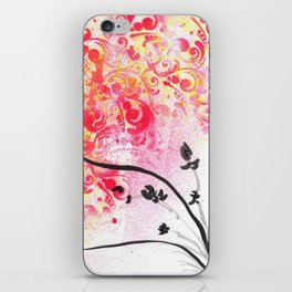 Orchid Joy iPhone Skin