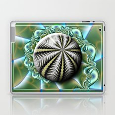 Sea urchin and shell Laptop & iPad Skin