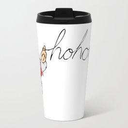 Santa's hohoho Travel Mug