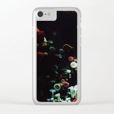UNDERWATER ANEMONE Clear iPhone Case