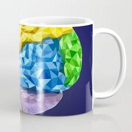 Brain Geometry Coffee Mug