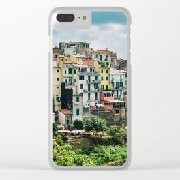 """Travel photography print """"North Italy"""" photo art made in Italy. Art Print Clear iPhone Case"""