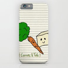 {Carrots & Tofu} iPhone 6s Slim Case