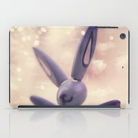 hug iPad Cases featuring Hug by Sybille Sterk