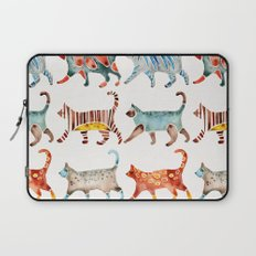 Cat Collection: Watercolor Laptop Sleeve