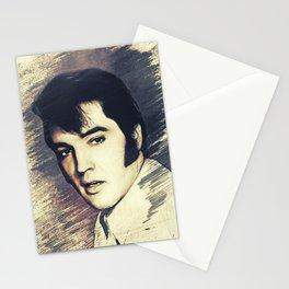 Elvis Presley, Music Legend Stationery Cards
