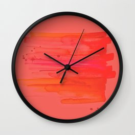 In Lust Wall Clock