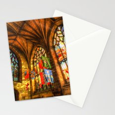 Evening Sun Cathedral Stationery Cards