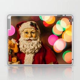Santa Bokeh Laptop & iPad Skin