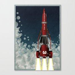 Thunderbird 3 Canvas Print