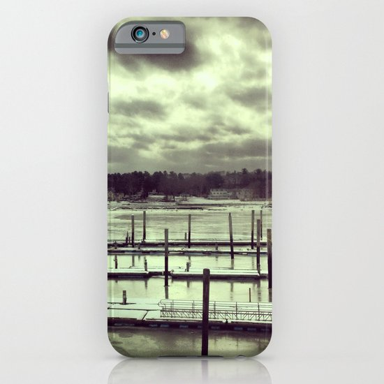 Manchester by the Sea iPhone & iPod Case