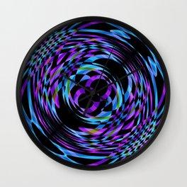 Rotating in Circles Series 04 Wall Clock