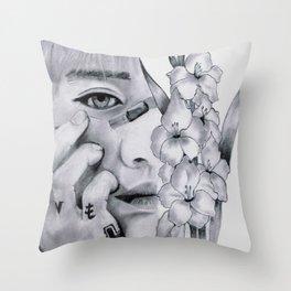 Phoenix | Chanyeol Throw Pillow