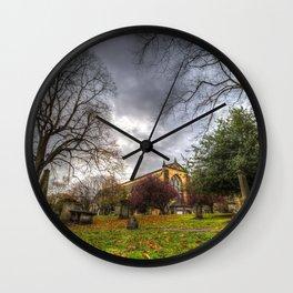 Greyfriars Kirk Church Edinburgh Wall Clock