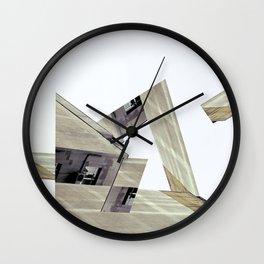 Untitled 2 Wall Clock