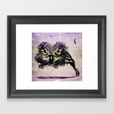 The Sudden Awakening of Nature Framed Art Print