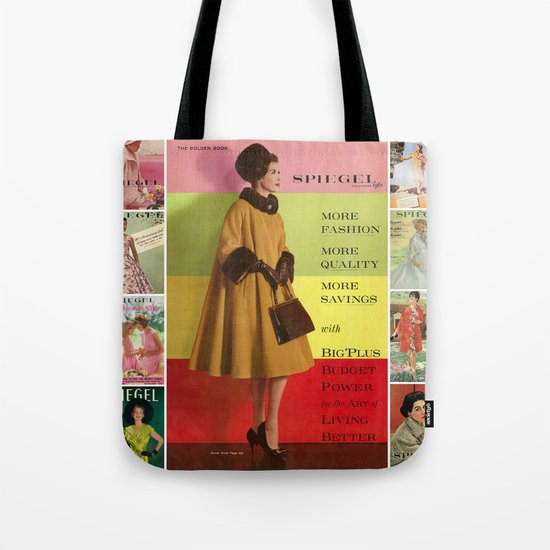 1961 Fall/Winter Catalog Cover Tote Bag