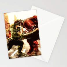 Iron man vs Hulk - Hulkbluster Stationery Cards