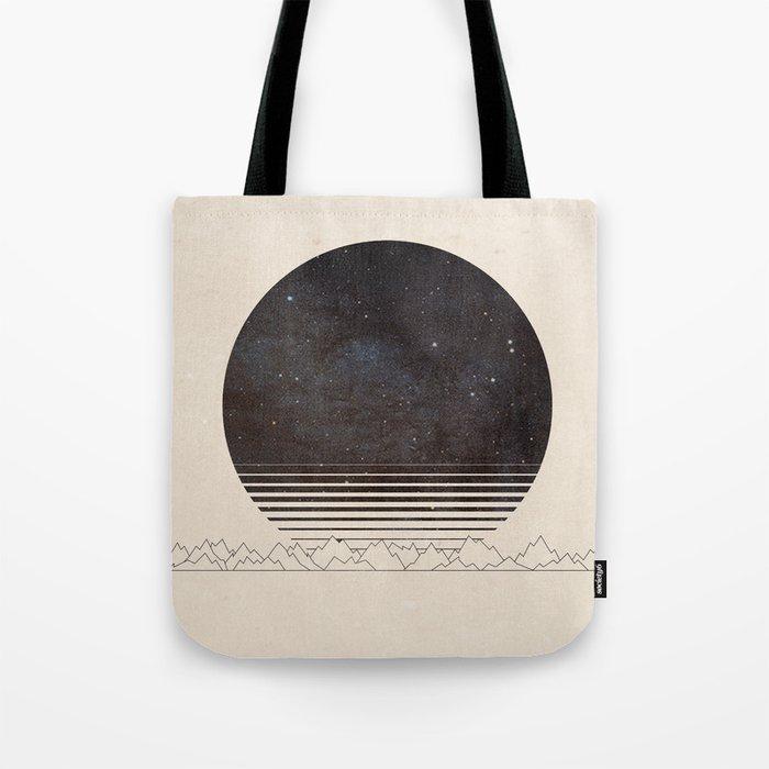 Spacescape Variant Tote Bag