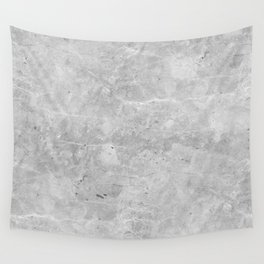 Gray Concrete Wall Tapestry